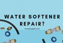 Water Softener Repair: The Most Common Problems (+ How To Fix Them)