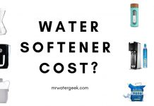 Water Softener System Cost (What The Plumbers WON'T Tell You)