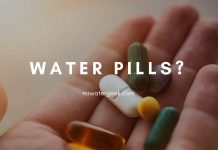 Here is the TRUTH About Water Weight Loss Pills