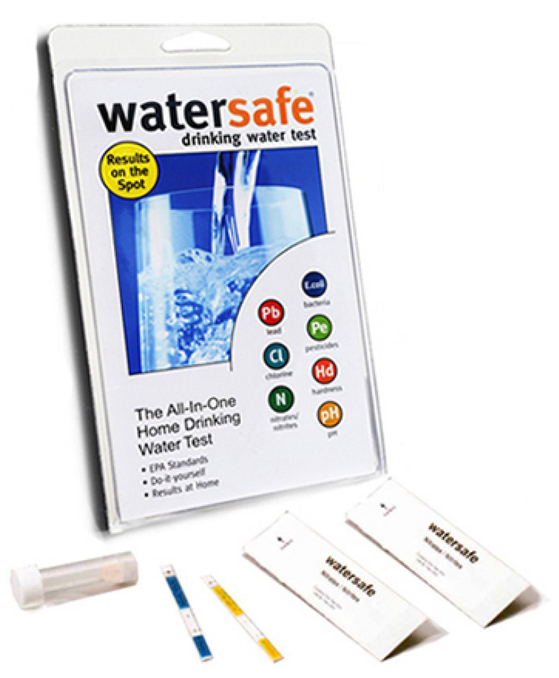 Watersafe All In One Water Test Kit
