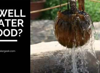 Here Are 5 Reasons Why Well Water Is A GREAT Idea