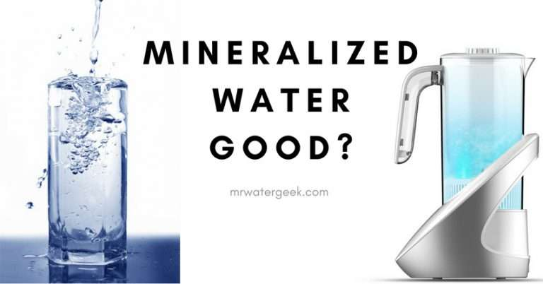 What Is Mineralized Water And Is It Good For You?