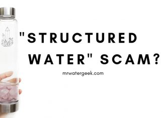 What is Structured Water and Is It A SCAM?