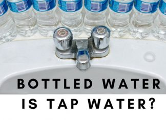 Which Bottled Water Brands Come From TAP WATER?