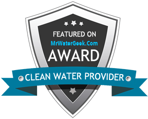 MrWaterGeek.com Clean Water Award