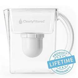 Clearly Filtered Lifetime Warranty