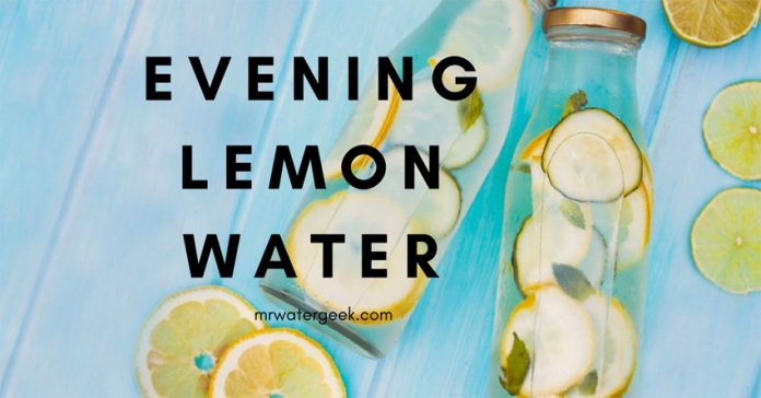 Why You Should ALWAYS Drink Lemon Water Before Bed