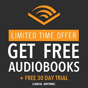 FREE Audible Offer