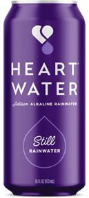 Heart Water Can