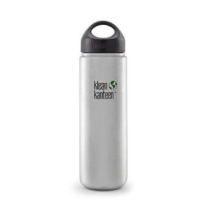 Klean Kanteen Wide Insulated Stainless Steel Bottle With Loop Cap (20-Ounce)