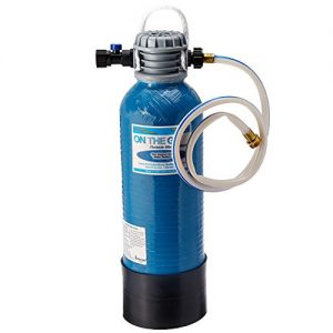 Contemporary Water Provides Moveable Water Softener Otg3-Ntp-3M On The Move