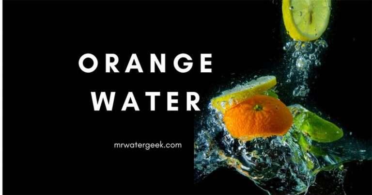 INSANE And ALARMING Orange Water Health Benefits