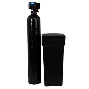 Fleck Structural 48k-56SXT Iron Pro Combination Water Softener & Iron Filter with Fleck 5600SXT Digital Metered Valve - Treat Whole House up to 48,000 Grains