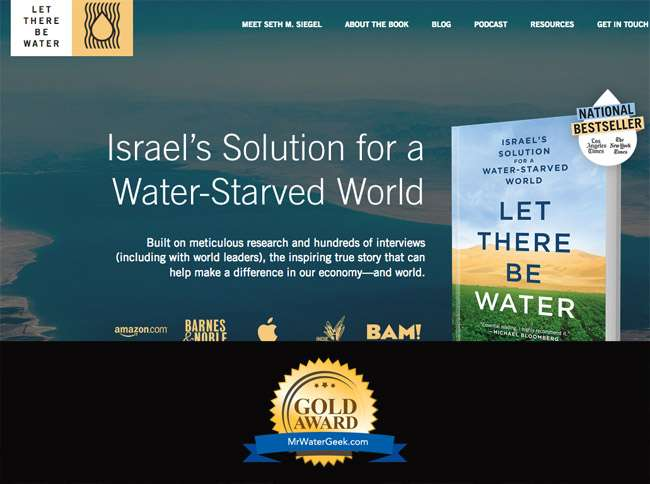 Sethmsiegel.com Best Water Blogs