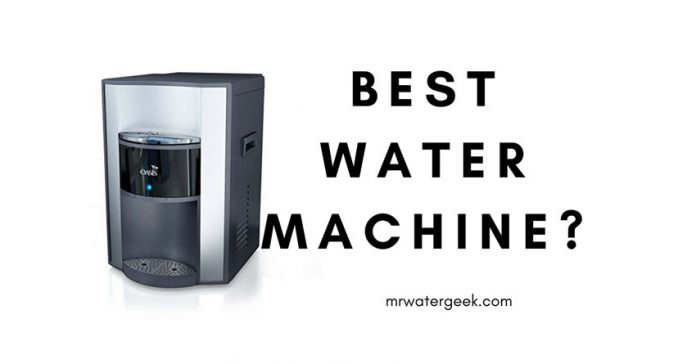 Is It Worth Getting A Water Machine For Home?