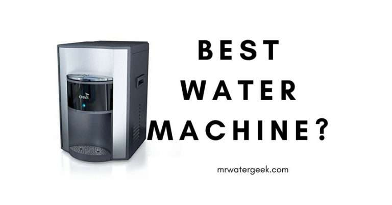 Do NOT Buy Your Water Machine For Home Until You Read This