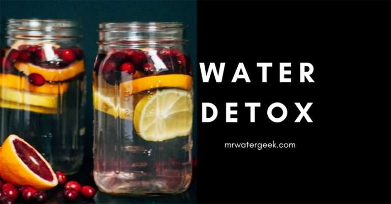 Detox Water Benefits and Some ALARMING Side Effects