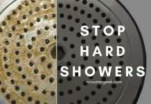 Water Softener Shower Head - How To STOP Hard Showers ($50 or Less)