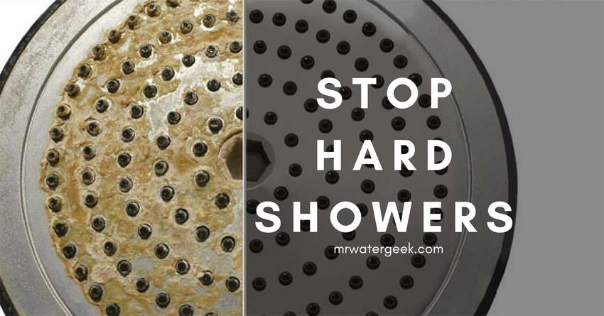 Water Softener Shower Head How To Stop Hard Showers 50