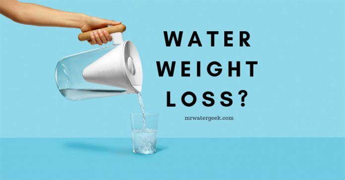 5 RIDICULOUSLY EASY Water for Weight Loss STEPS