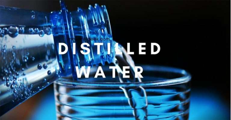 Here Are 9 INSANE Everyday Distilled Water Uses